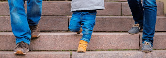 Motricidad Infantil Correr Y Subir Escaleras