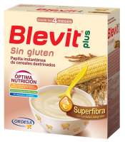 Papillas Blevit plus Superfibra