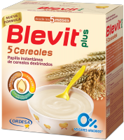 Papillas Blevit plus