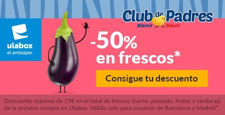 Ulabox premia tu primera compra