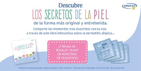 Pediatopic presenta el primer libro interactivo sobre la piel atópica