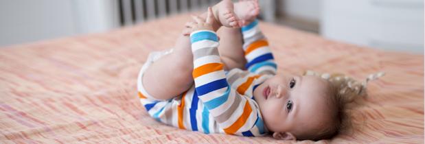 temperatura ideal de un bebe de 4 meses