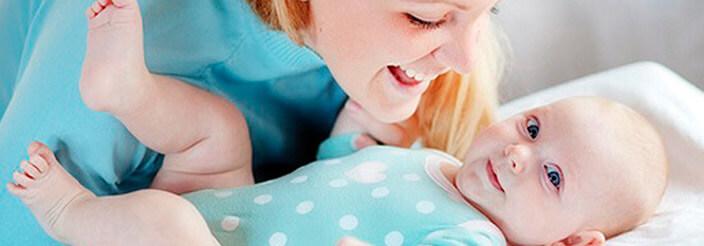 Las defensas del bebé (1)