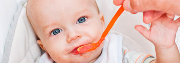 Dieta para el colesterol infantil