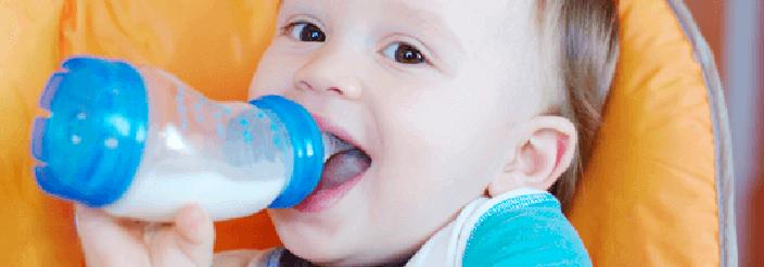 Las fórmulas de crecimiento para el bebé