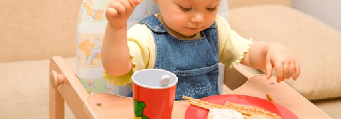 Cómo favorecer la digestión de los bebés