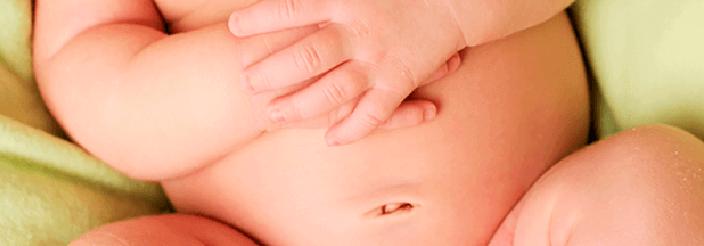 Cuidados del cordón umbilical