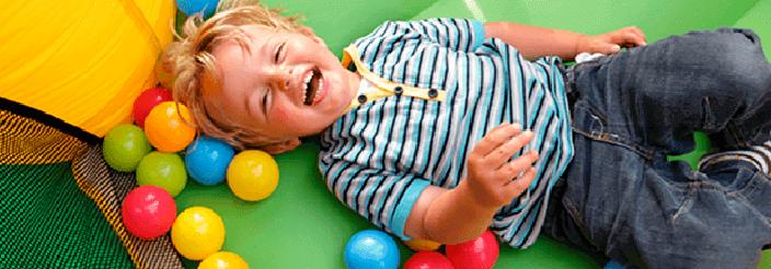 Desarrollo del niño de tres años