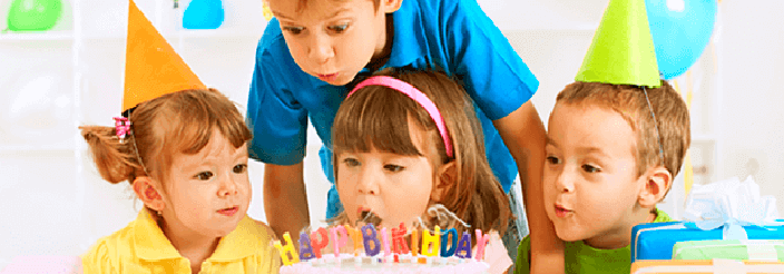 Juegos para una fiesta del 3er cumpleaños