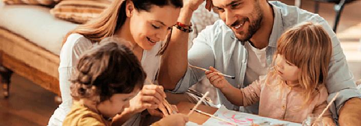 La importancia de establecer normas en los niños