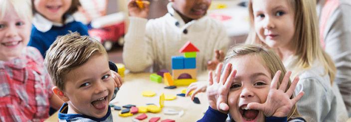 Periodos de adaptación en los niños