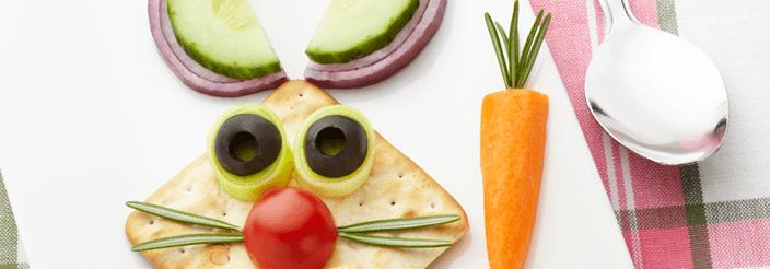 Verduras con imaginación