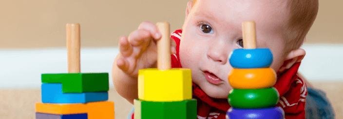 Los mejores juguetes para bebés de 0 a 12 meses