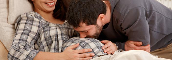 Consejos para el padre durante el embarazo