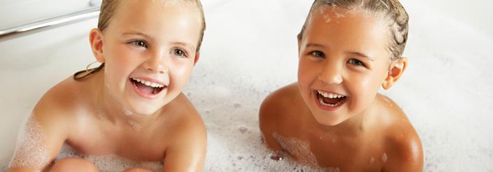 ¿Qué hacer si el niño no quiere bañarse?