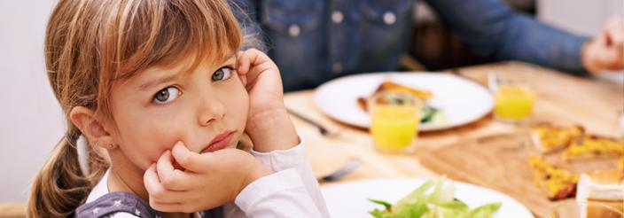¿Cómo tratar a niños caprichosos?