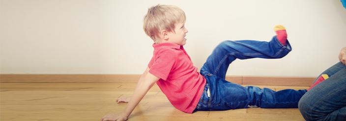 ¿Por qué gritan tanto los niños?