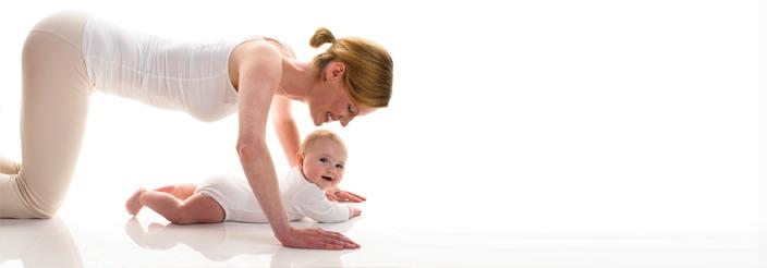 Ejercicio después del parto: cuándo y cómo