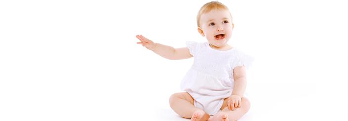 Etapas del habla del bebé
