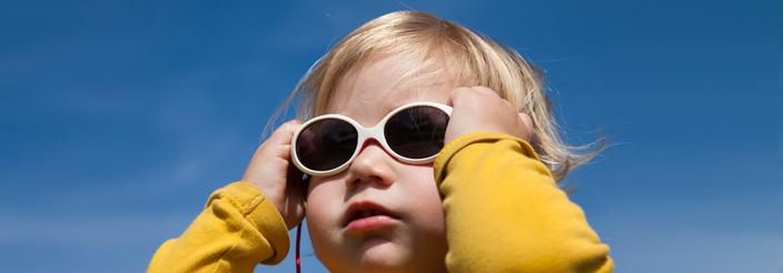 La protección solar, también en los ojos
