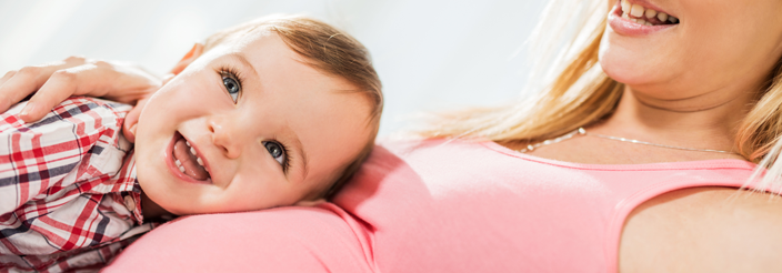 ¿Puedo coger a mi hijo estando embarazada?