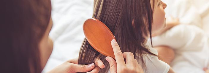 ¿Los niños también sufren alopecia?