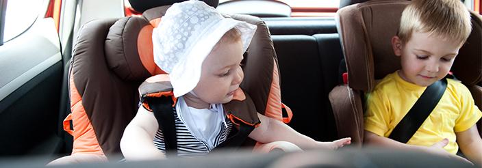 Cambios en la normativa que afecta a los sistemas de retención infantil
