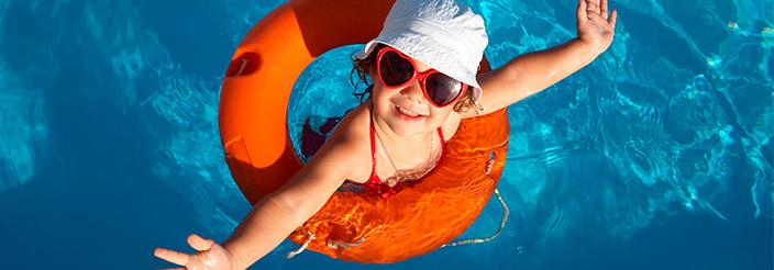 Gafas de sol para niños, ¿desde qué edad?