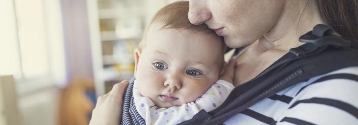 Trucos para calmar al bebé cuando llora