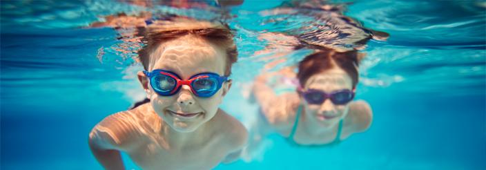 Juegos seguros para la piscina
