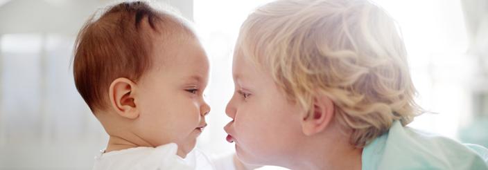 ¿Es cierto que los hermanos mayores son más listos?