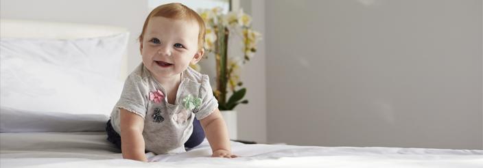 ¿Cómo se desarrolla la personalidad del bebé?