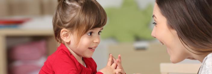 ¿Cómo tratar a un niño distraído?