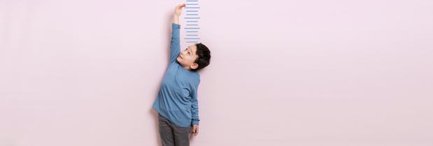 ¿Hasta qué edad crecen los niños?