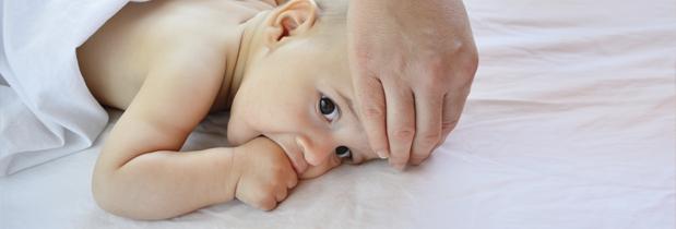 Como cuidar a tu bebé tras las vacunas