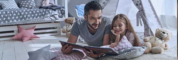 ¿Cómo crear hábitos de lectura en los niños?