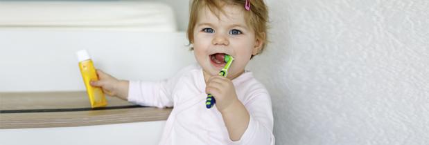 El dentífrico, ¿con flúor?