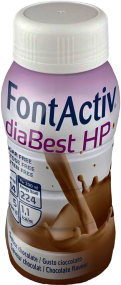 FontActiv diaBest HP Chocolate
