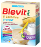 Blevit plus Duplo 8 Cereales y yogur