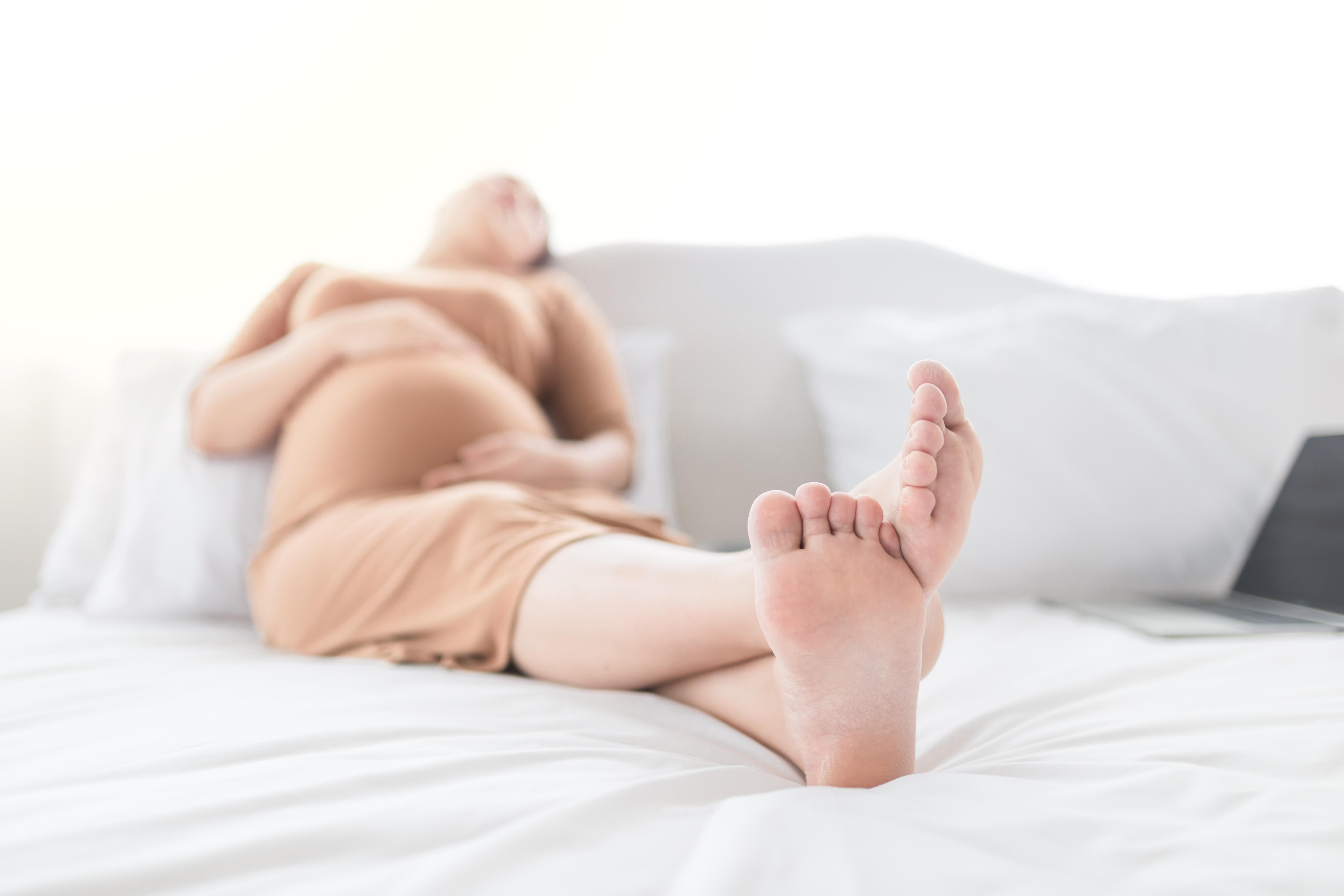 como quitar el mareo de embarazo